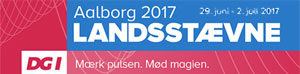 DGI Landsstævne 2017 - 29. juni til 2. juli 2017 i Aalborg