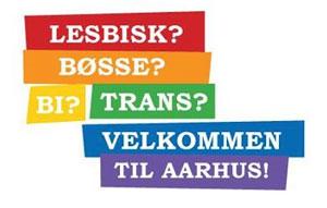 Intro til LGBT-miljøet i Aarhus, mandag den 24 Oktober kl. 18:00–20:00 i Lille Sal på Dokk1.