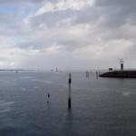 Lørdagstur i regnen til Pier 4 og Aarhus Internationale Sejlsportscenter