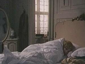 Maude har lagt sig ...