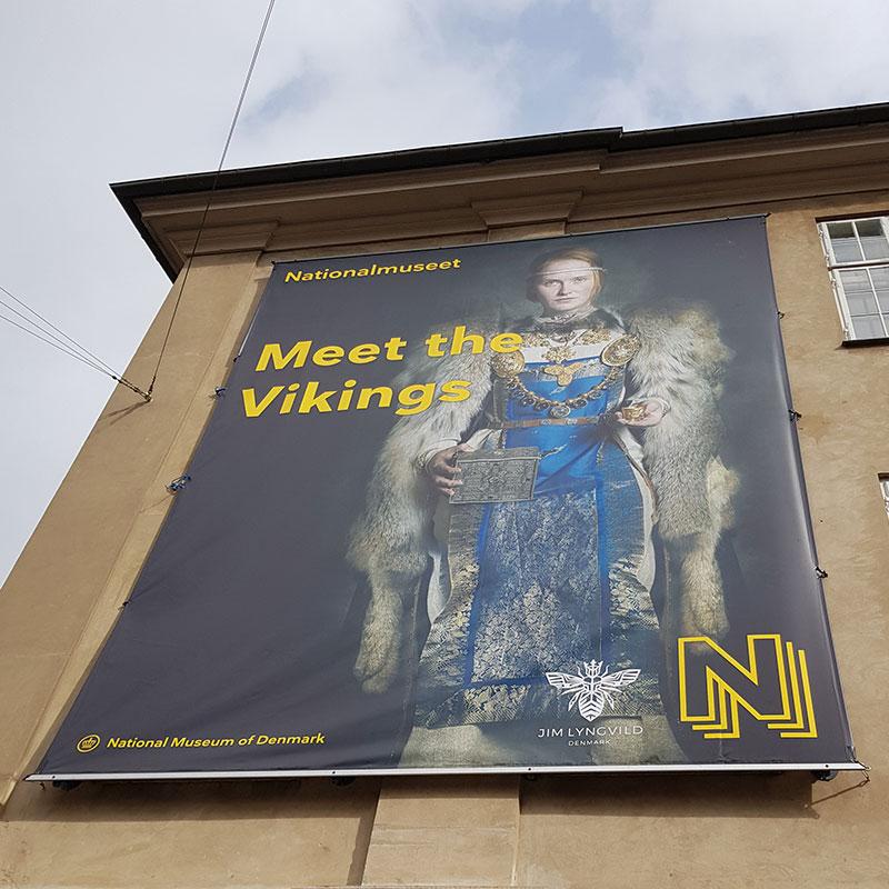Mød Vikingerne på Nationalmuseet