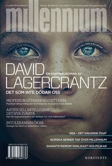 Det som inte dödar oss - Millennium 4 av David Lagercrantz