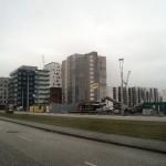 Nyt byggeri på Pier 4