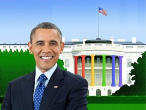 President Obama Declares June LGBT Pride Month