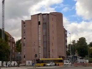 Mengel Tower ved Nørreport