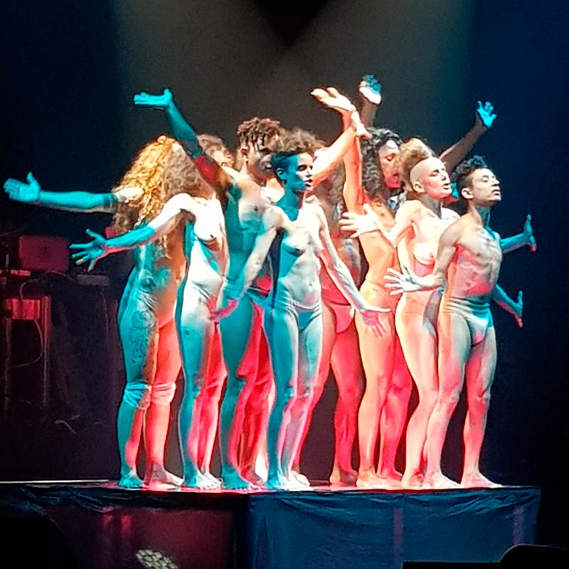 Peaches i Musikhuset lørdag den 31.aug 2019