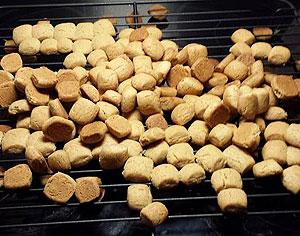 Hjemmelavede pebernødder