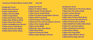 pichfork2015_lineup