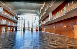 Rådhushallen - Århus Rådhus // kilde: google maps