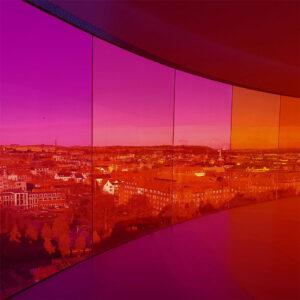 Olafurs Your Rainbow Panorama - 19.nov 2020