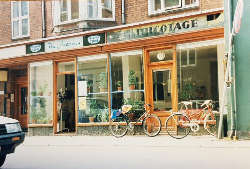 Sappho - 1992 - før den første facade