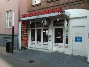 Shawarmahouse i Frederiksgade 48