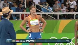 Dafne Schippers NL