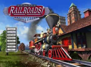 Sid Meier's Railroads! (2006 Strategy Game)