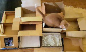 Sigge og ti kasser