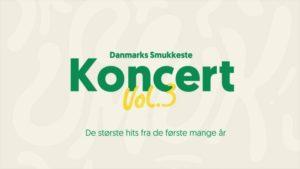 Danmarks Smukkeste Koncert vol. 3 Smukfest giver dig 24 af de største danske stjerner i ét historisk koncertbrag på festivalen 2019.
