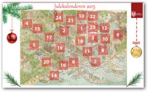 Kultur julekalender i Århus! - der er gode gaver!