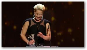 Trine Dyrholm vinder Sølvbjørnen i Berlin