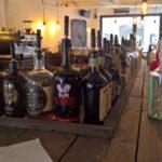 Der er over 50 gins at vælge imellem!