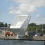 tegnet af arkitekt Dorte Mandrup