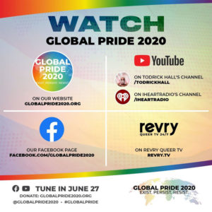 Watch Global Pride 27.juni 2020