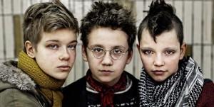 Fra venstre: Hedvig, Bobo og Klara