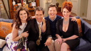 Will. Grace. Karen. Jack. TV's favorite foursome is coming back to NBC!