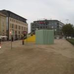 'Folmers Plads' ved Banegården