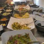 Frokostbuffet @ Havnecentret - så kom jeg ikke videre - maj 2016